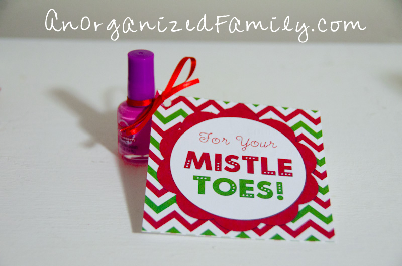 image regarding For Your Mistletoes Printable known as An Ready Spouse and children: For Your Mistle Ft