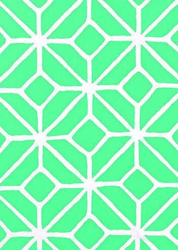 Trellis Print Rug avant garde design: wallpaper pattern ideas.