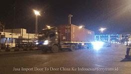 Jasa Ekspedisi Dari China Ke Indonesia
