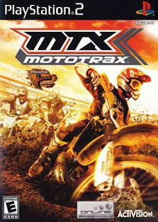 Download MTX - Mototrax PS2 ISO