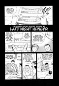 Late Night Hunger