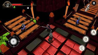 لعبة Ronin Warrior مهكرة جاهزة للاندرويد, لعبة Ronin Warrior مهكرة بروابط مباشرة