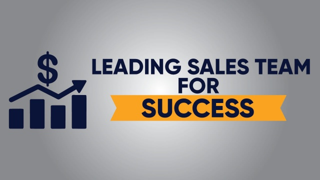 Leading Sales Team For Success