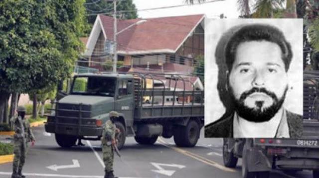 """A """"El Rey del Cristal"""" Nacho Coronel, los Zetas le secuestraron un hijo en respuesta Nacho, levantó a la esposa de Héctor Beltrán Leyva """"EL H"""""""