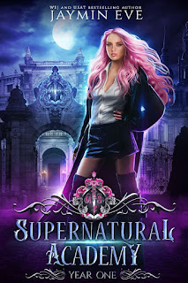 Supernatural academy. Year one | Supernatural academy #1 | Jaymin Eve