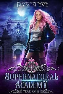 Supernatural academy. Year one | Supernatural academy #1 | Jaymin Eve