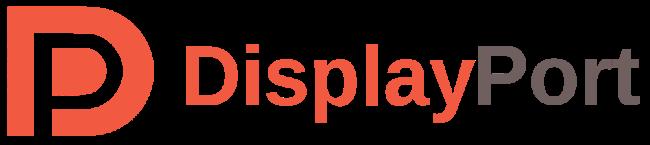 شعار DisplayPort.