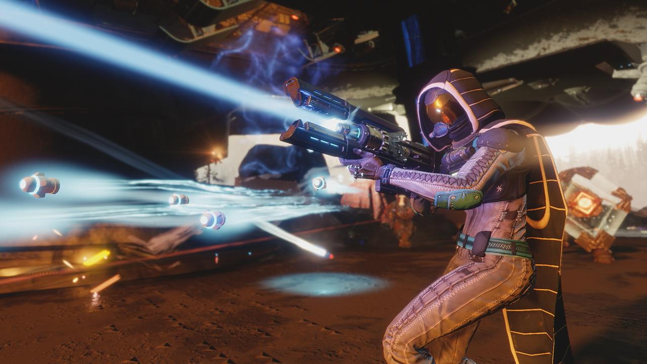 Destiny 2 presenta su arma incentivo de reserva llamada Corazón Gélido