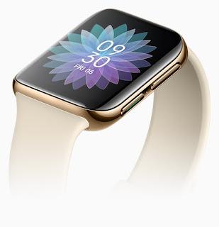 oppo smartwatch india