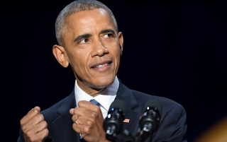Former President Barack Obama To Make 1st Public Post-White House Appearance In Chicago Monday