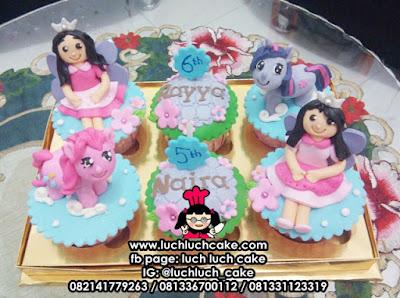 Cupcake Ulang Tahun My Little Pony