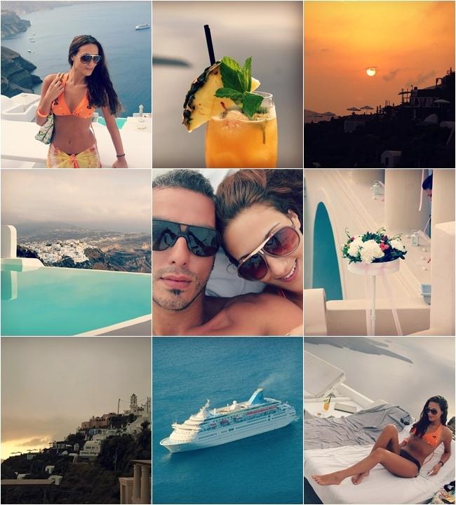 Santorini vacation second day photos