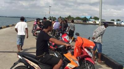 Jatuh ke Laut Saat Bersepeda dengan Ayah, Anak di Bone Nyaris Tenggelam