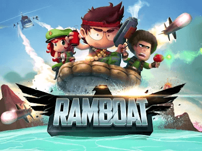 Ramboat Hero Shooting v2.4.0 Apk + Mod | Beautiful