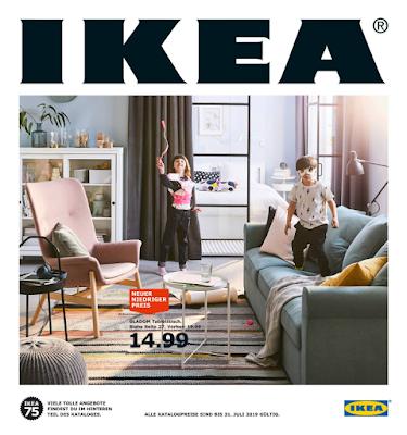 2019 IKEA Catalog Deutschland (Germany)