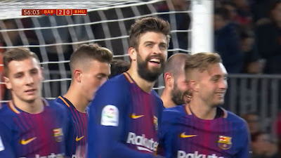 CDR-32 Barcelona 5 vs 0 Real Murcia 29-11-2017