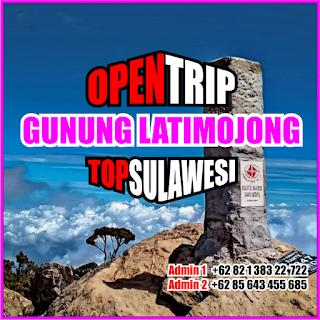 Open Trip Latimojong 2021 Via Karangan 5H4M