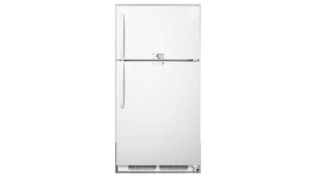 AccuCold CTR21LLF2 Top Freezer Refrigerator