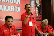 FX Hadi Rudyatmo Masih Dipercaya Megawati Pimpin DPC PDIP Solo