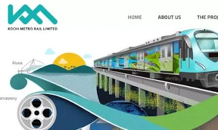Kochi Metro Rail Limited Recruitment 2021