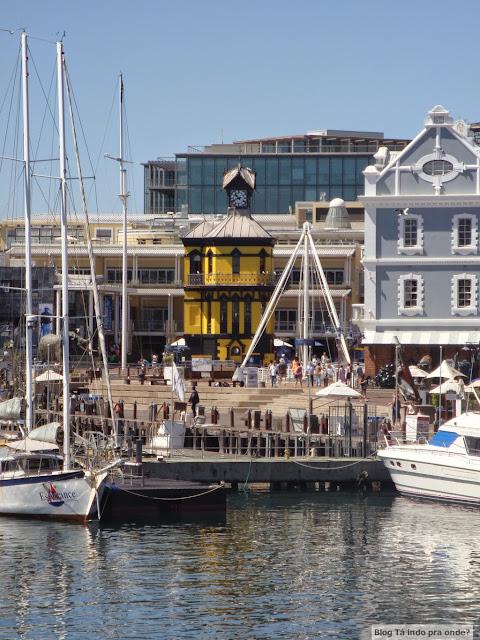 Victoria & Alfred Waterfront, Cidade do Cabo, África do Sul