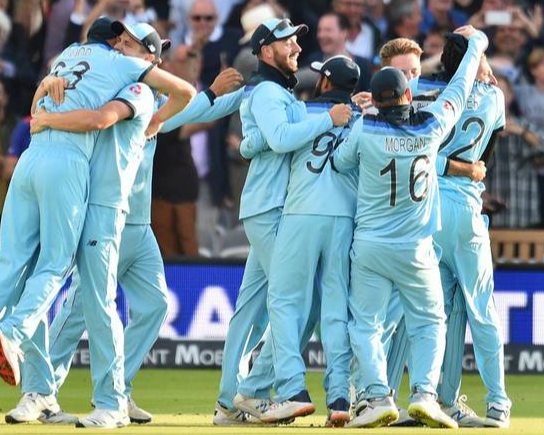 super over thriller, stokes helps england maiden title