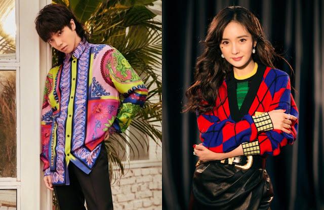 Yang Mi Hua Chenyu clothes