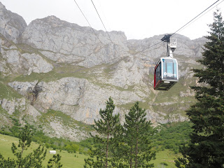 Spain Cable Car