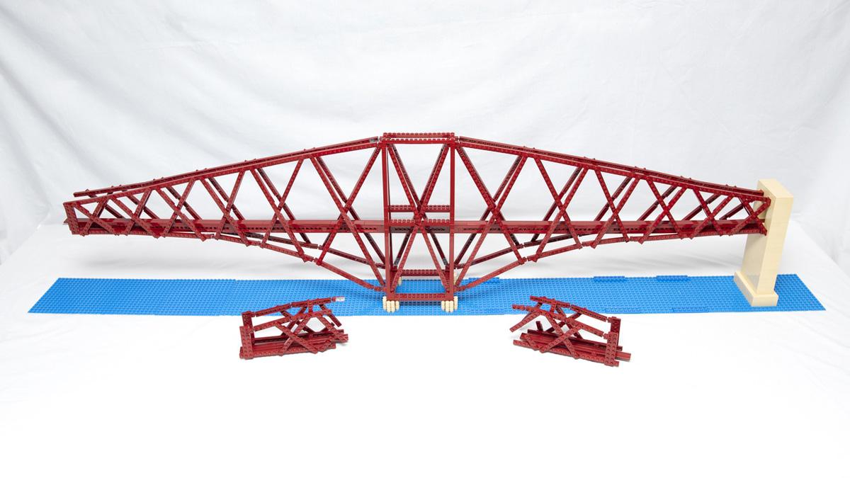 レゴアイデアで『フォース橋』が製品化レビュー進出!2021年第1回1万サポート獲得デザイン紹介