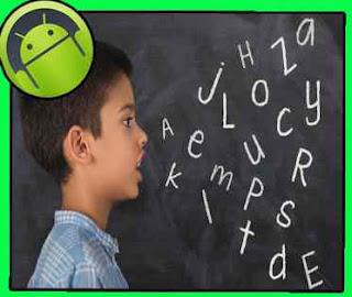 برنامج تعليم النطق للاطفال المتاخرين