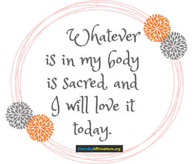 Health Affirmations for Cancer