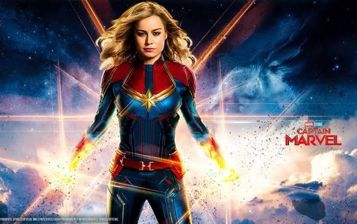 Captain Marvel (2019) Bluray Subtitle Indonesia
