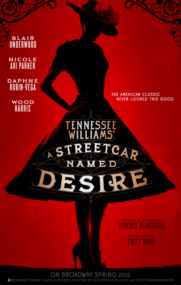 Book Review: A Streetcar Named Desire by Tennessee Williams