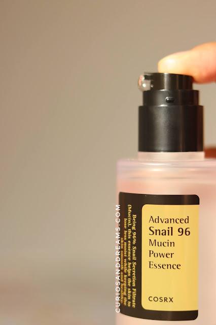 Cosrx Advanced Snail Mucin 96 Power Essence
