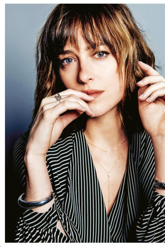 Dakota Johnson For Grazia Magazine Italy February 2018