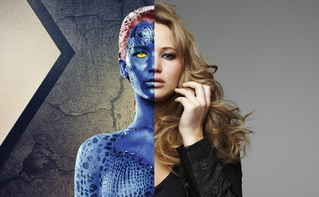Jennifer Lawrence X-Men