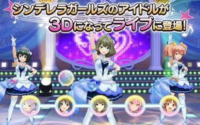 The Idolmaster Cinderella Apk Mod