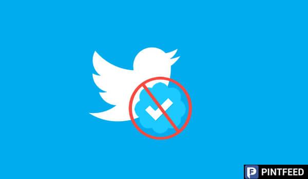 PintFeed | Twitter Verification Badges