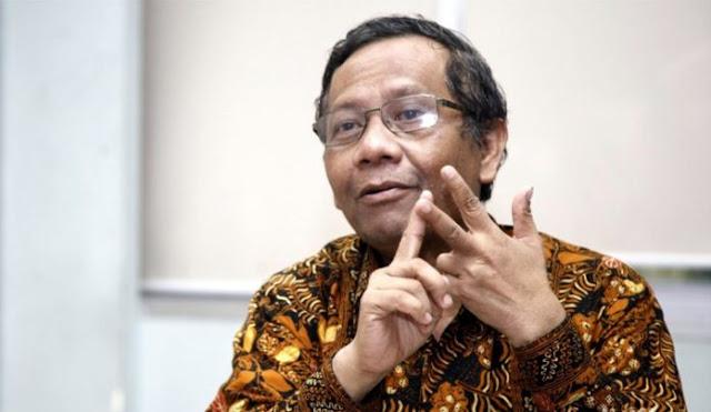 Mahfud MD: Jokowi Lapor Kasus Besar Tapi Tak Diungkap KPK