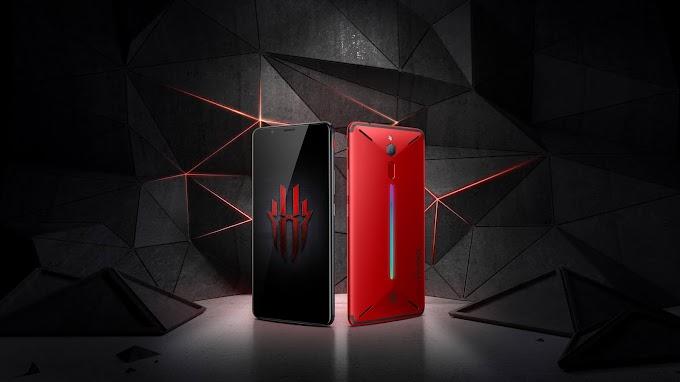 SORTEIO de um Smartphone Gamer Red Magic 3