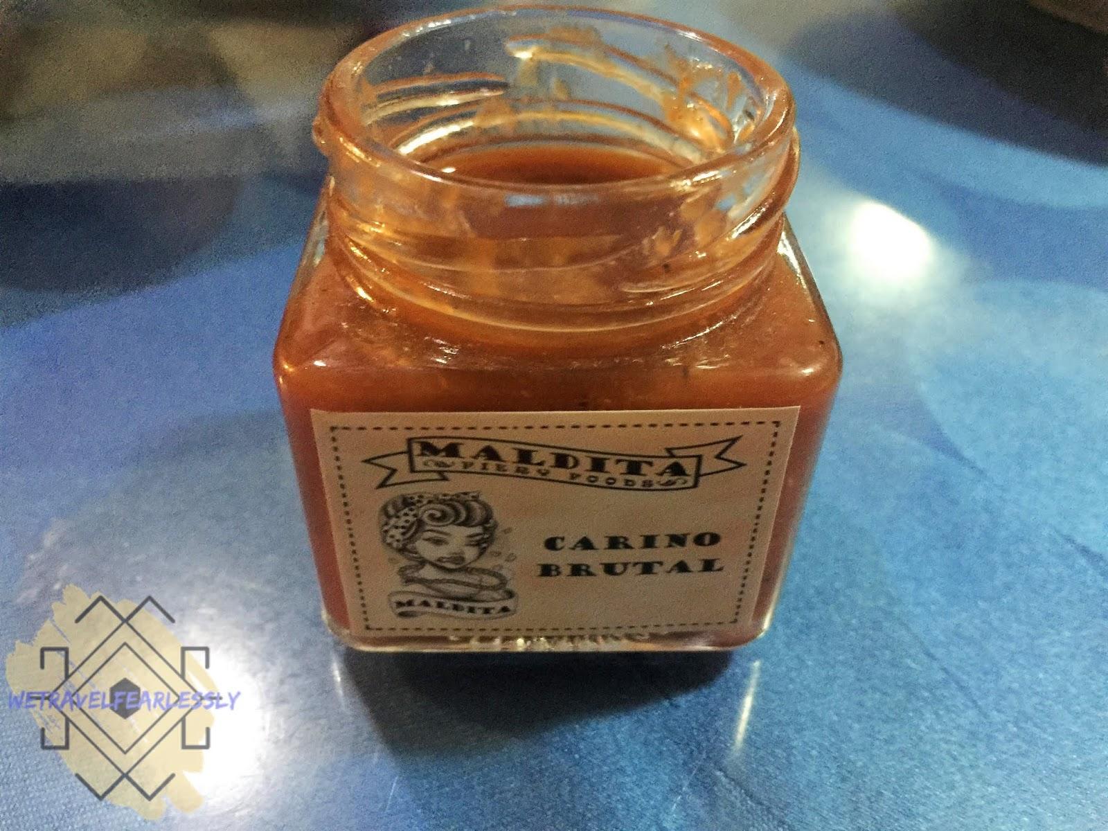 Maldita Fiery Foods - Carino Brutal