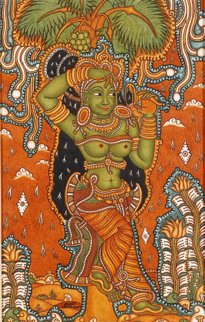 நினைத்த நேரத்தில் நினைத்த தனத்தை அருளும் தங்க யக்ஷினி