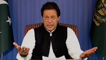 Imran Khan admits that there are forty thousand terrorists in Pakistan