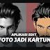 Aplikasi Android Edit Foto Jadi Kartun yang Terbaik dan Terpopuler