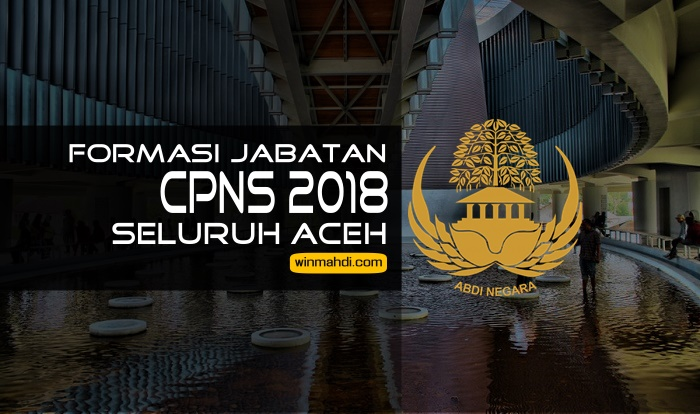 Formasi CPNS Aceh