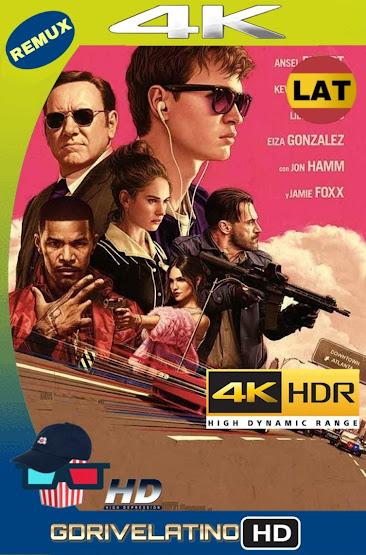 Baby: El Aprendiz del Crimen (2017) BDRemux 2160P 4K HDR Latino-Ingles mkv
