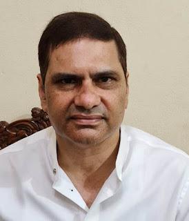 NMO के जिलाध्यक्ष बने डॉ. विनोद | #NayaSaberaNetwork