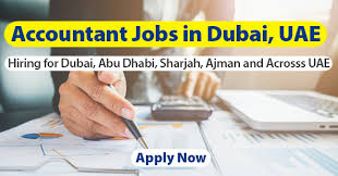 Spark Maintenance & Oil-field Services Recruitment For Accountant in Abu Dhabi, UAE