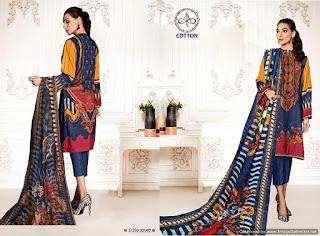 Apna Cotton Afifaa Pakistani Cotton Dress