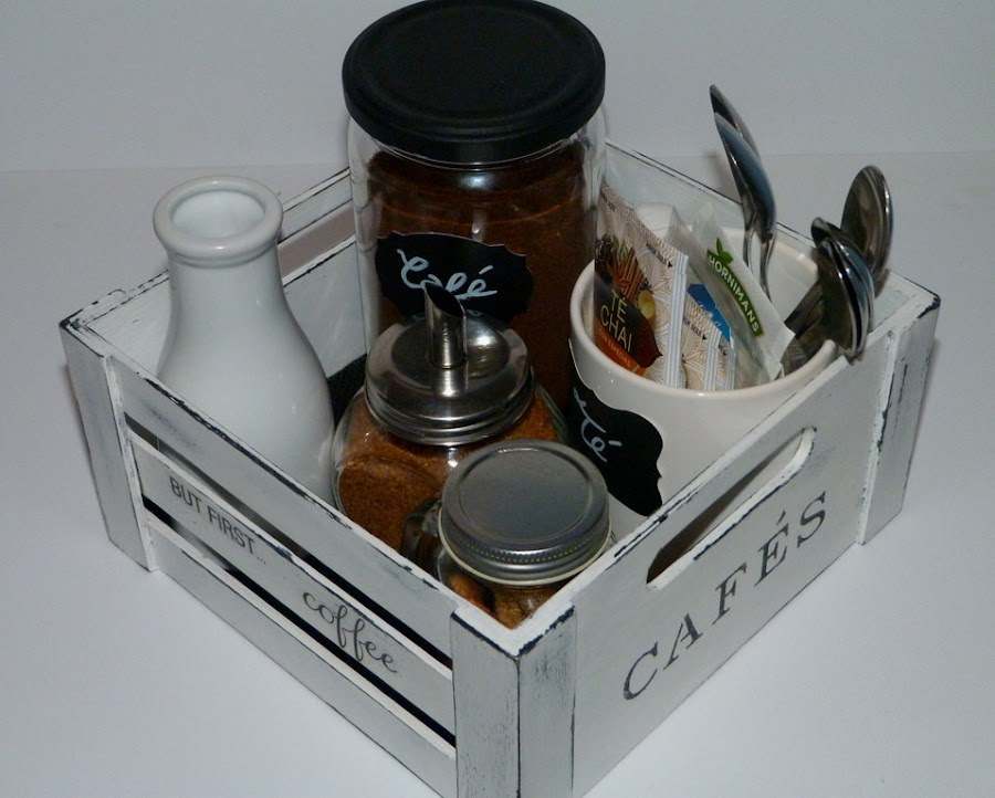 coffee-station-handmade